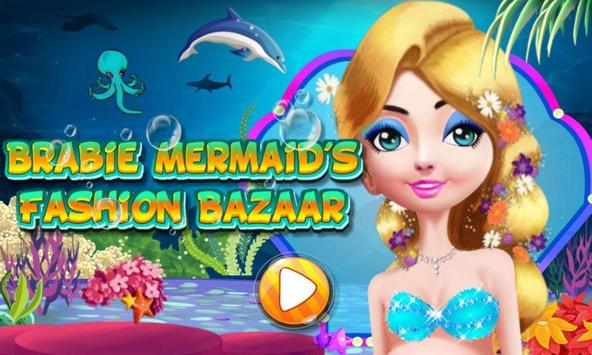 Brabie Mermaids Fashion Bazaar apk screenshot