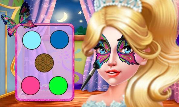 Crown Princess Candy Painting apk screenshot