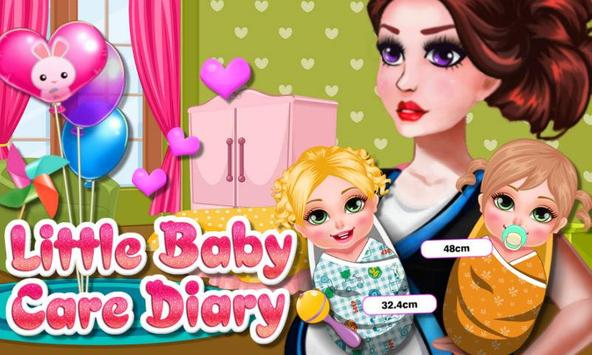 Little Baby Care Diary poster