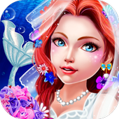 Mermaid Mommy Get Married icon