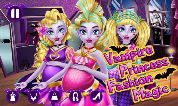 Vampire Princess Fashion Magic poster