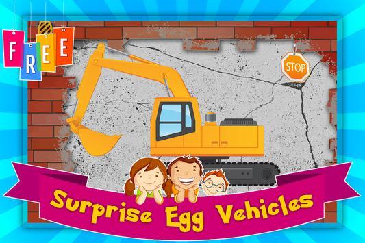 Surprise Egg Vehicles poster