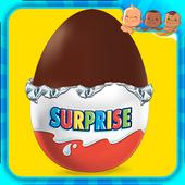 Surprise Egg New Toys icon