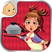 Baby Puzzle Food icon