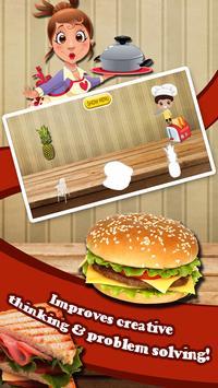Baby Puzzle Food screenshot 2