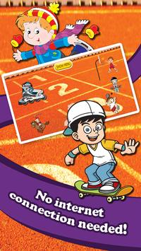 Baby Puzzle Sport screenshot 4