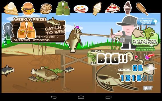 Cat fish Fry Fishing apk screenshot