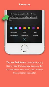 CBN Bible apk screenshot