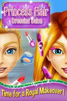Hair Spa Salon - Braids, Hairstyles & Fashion poster