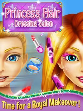 Hair Spa Salon - Braids, Hairstyles & Fashion apk screenshot