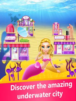 Magic Mermaid Makeover screenshot 5