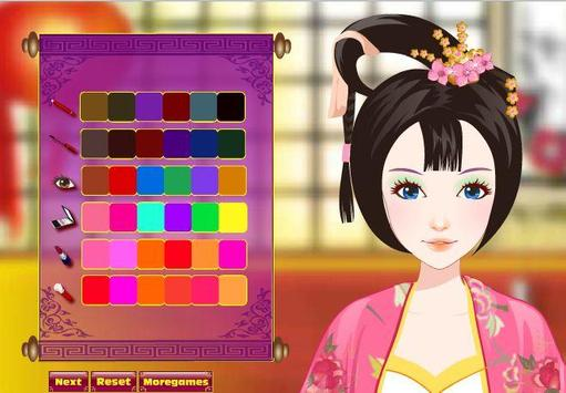 Dress Up World:Asian Beauty poster