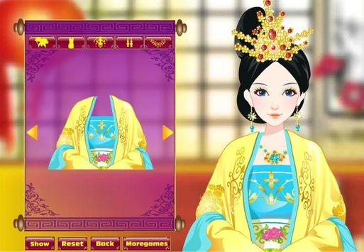 Dress Up World:Asian Beauty apk screenshot