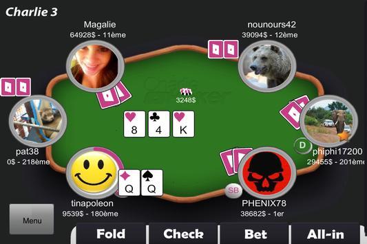 Charlie Poker poster