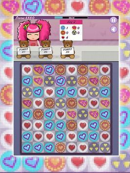 Love Factory - Match3 Dots poster