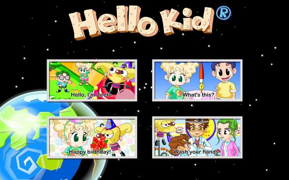 Hello Kid 1-English Stories, Chants, Songs poster