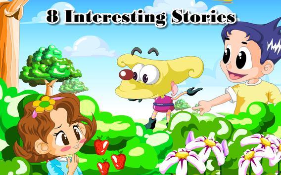 Hello Kid 1-English Stories, Chants, Songs apk screenshot
