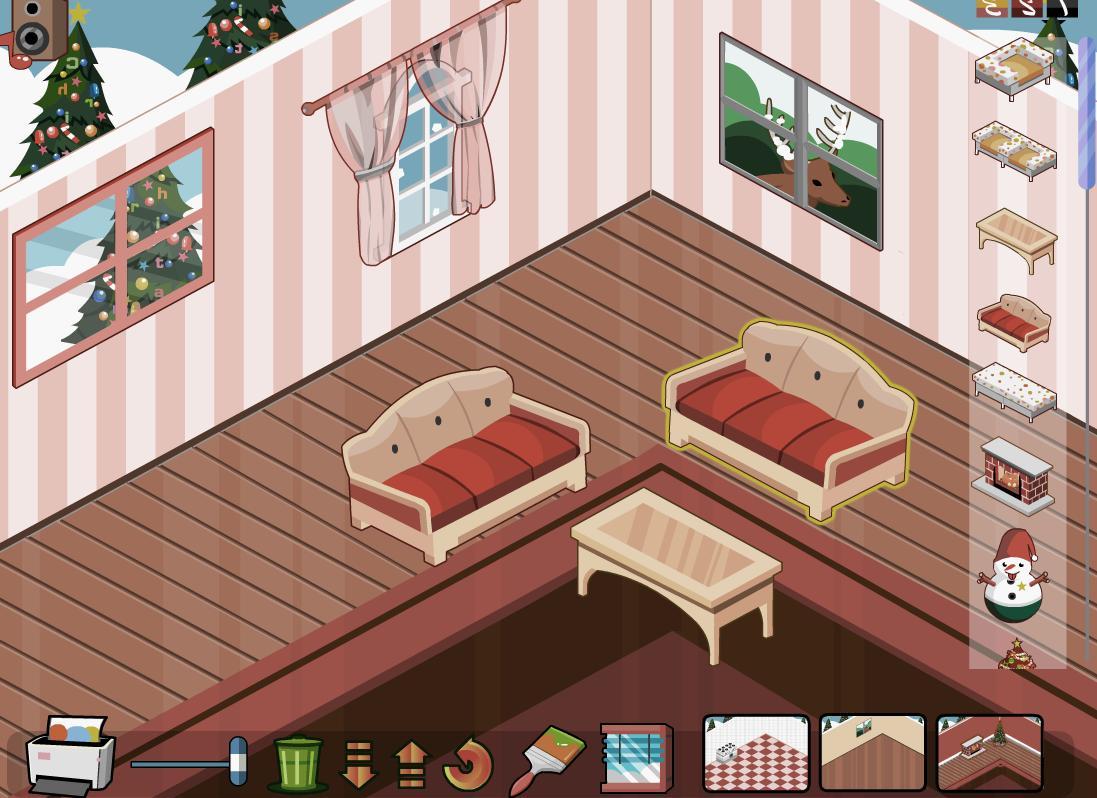 ... Christmas Room Decorating Games screenshot 3 ...