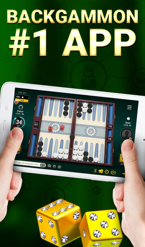 Backgammon Live - Free Online Board Game APK Download ...
