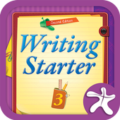 Writing Starter 2nd 3 icon