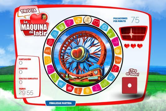 Trivia La Máquina de Latir apk screenshot