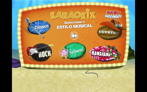 Karaokix Oceanix Portugal screenshot 3