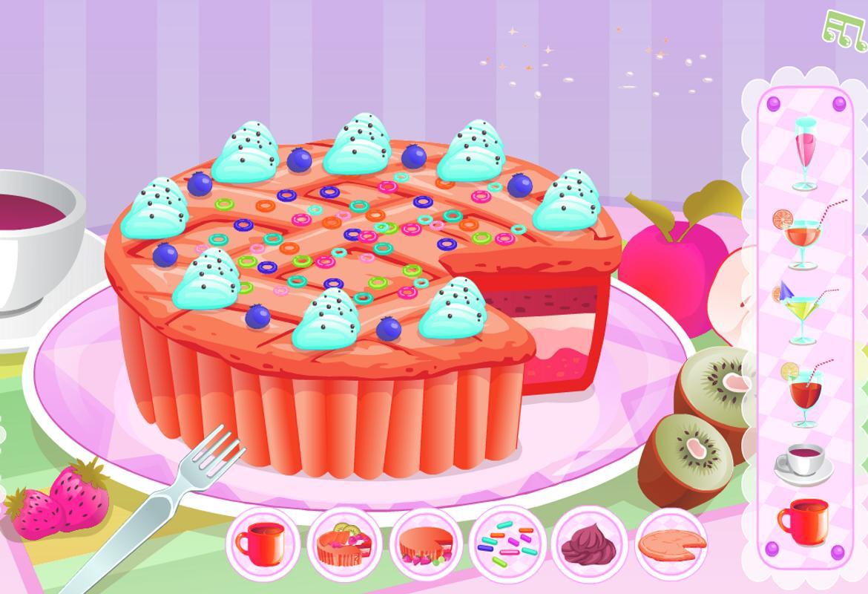 juegos de cocina de decoración de pasteles Descarga APK - Gratis ...