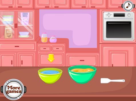 cooking games macaroons on kitchen screenshot 9