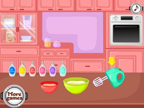 cooking games macaroons on kitchen screenshot 13