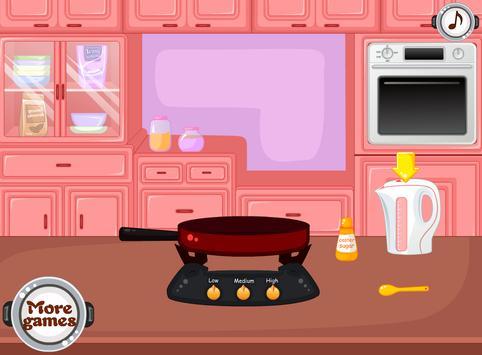cooking games macaroons on kitchen screenshot 2