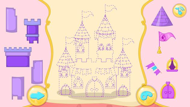 Baby Dream Castle apk screenshot