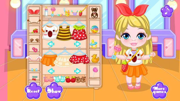 Baby Hairdresser screenshot 4