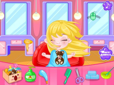 Baby Hairdresser screenshot 6