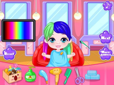 Baby Hairdresser screenshot 7