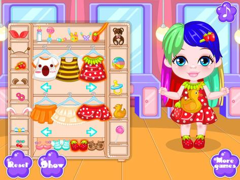 Baby Hairdresser screenshot 8