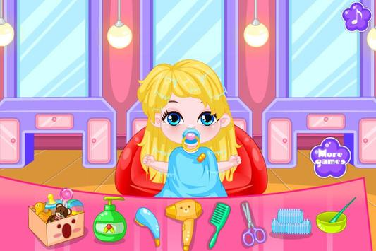 Baby Hairdresser poster