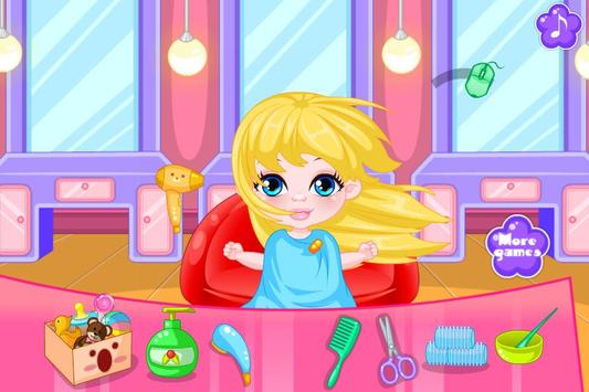 Baby Hairdresser screenshot 1