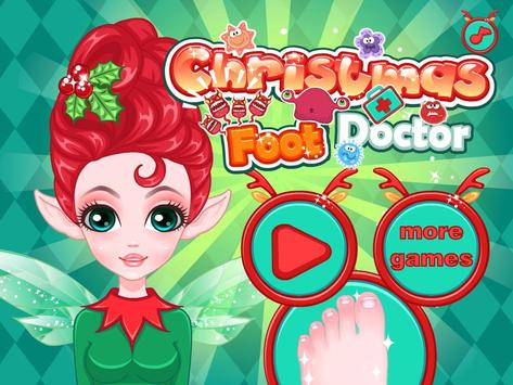 Christmas Foot Doctor screenshot 4