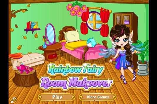 Rainbow Fairy Room Makeover poster
