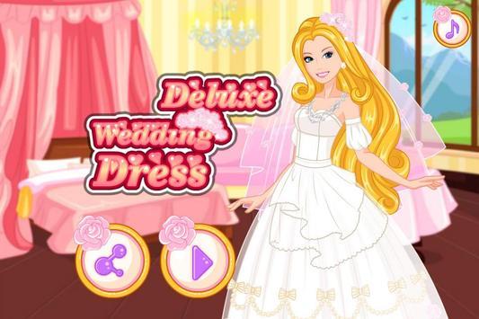 Elisa Deluxe Wedding Dress poster