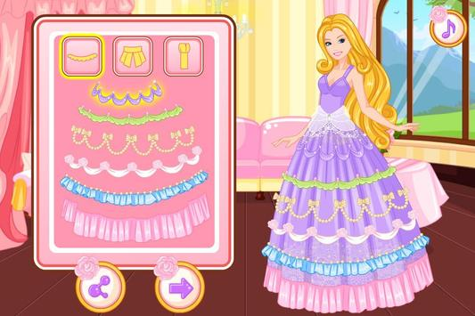 Elisa Deluxe Wedding Dress screenshot 4