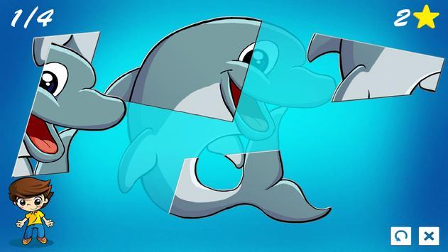 Clarinio Slices: Animals screenshot 4