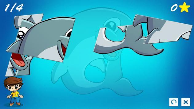 Clarinio Slices: Animals screenshot 3