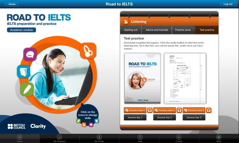 Road to IELTS for Android - APK Download