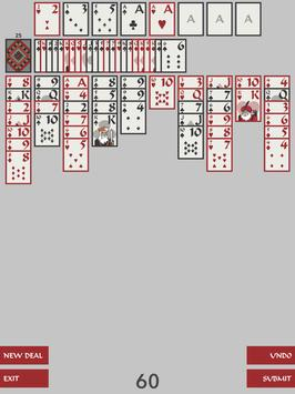 Forty Thieves Solitaire screenshot 4