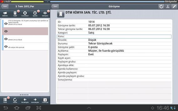 crmobil screenshot 4
