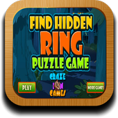Find Hidden Ring Puzzle Game icon