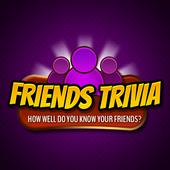 Friends Trivia icon