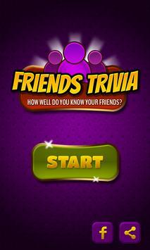 Friends Trivia screenshot 1