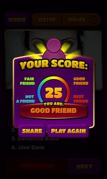 Friends Trivia screenshot 2